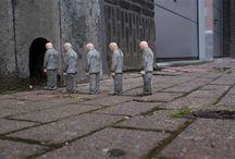 Cordal, Isaac (1974- ), street art