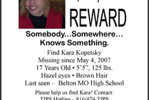 MISSING PEOPLE / MISSING AND NOT FORGOTTEN  https://www.facebook.com/groups/227609080724506/ / by TeeJay