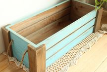 STORAGE BOX / Storage boxes that can be made from wood