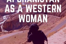 Afghanistan Inspiration