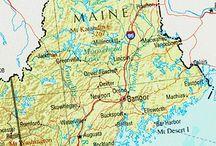 My Winter Trip to Maine