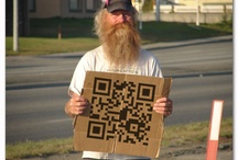 qr codes i like... / by Cindy Lea Russell