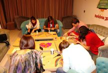 Workshops / Unleash your creative potential with the help of the quilling technique.  www.facebook.com/soulfulquilling