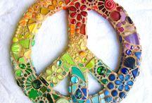 objetos mosaicos
