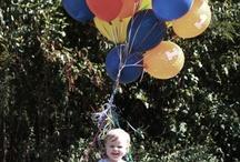 Donovan 1st birthday