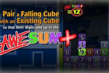 AWEsum Plus / Don't just be AWEsum, be AWEsum Plus. By popular demand from teachers and parents, #NOMAD, the creators of the award-winning casual #game AWEsum!, now proudly present AWEsum Plus, a more skills-focused version of the action-packed puzzle game.