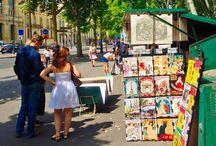 Paris / Paris France Francophile