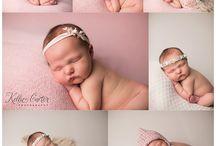 Newborn photo fun!! / by Baleigh Hopson