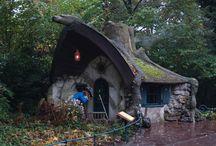 fantasy & fabulous homes & places