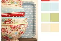 house colors / by Rhonda Hartman