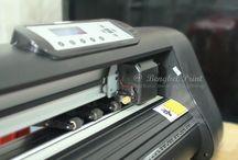 Perbedaan Mesin Cutting Sticker Jinka dan Teneth