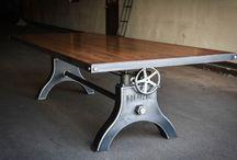 Demir Masa Ayakları