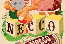 Classic advertisements / by Lenore Kuipers