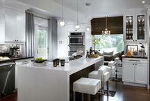 Kitchen Ideas / by Home Decor & Design Blog