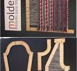 Pin weaving 3 / More shaped looms