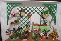 Miniatures de Cramaillotte / les créations personnelles