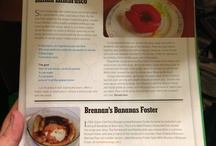 Recipes / by Rebecca Collins
