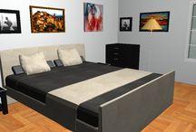 InnoPlanner bedroom designs