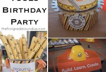 Handyman birthday party