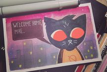 nightinthewoods