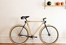 Wood and Bikes / by Goodordering