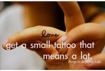 Tattoos and Piercing Love