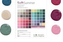 Soft / Summer colur