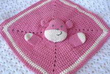 Koce - crochet
