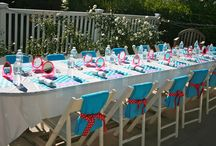 Party, Treats Ideas and more... / by Bridgette Vick
