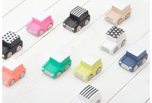 TOYS / Tastefully designed toys for the minimalist aesthetic.