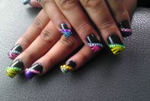 Nails / nail art and fun ideas for nails! / by Kristi Rauscher
