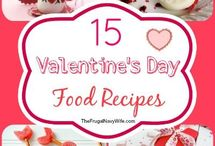 Frugal Valentine's Day Ideas / Just because you're on a budget doesn't mean you can't be romantic :) Valentine's Day ideas on a budget, dates on a budget, frugal date ideas, Valentine's Day date ideas and more!