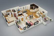 home idea (blueprint)