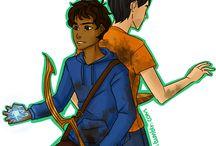 Percy Jackson si Olimpienii & Cronicile familiei Kane & Eroii Olimpului