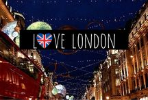 Love London / My home city - London - where there's always something to do!