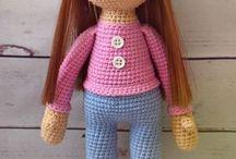 traje crochet