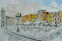 My paintings / watercolor paintings by fanny couetil