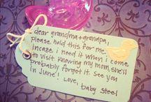 Baby Rowlett :-) Sept 2014 / by Paige Rowlett