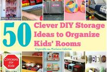DIY for kids room deco