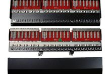 Patch Panel 48 Port - Shielded Cat6 / View pictures of a Patch Panel 48 Port - Shielded Cat6. Available at http://cablesupply.com/191-patch-panels