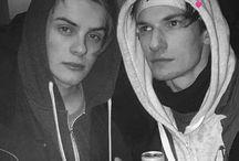 Chris a William ❤