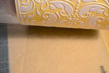 Embossing Ideas, Tips, Tricks / Heat embossing or dry, you'll find all kinds of great tips and ideas here!