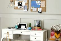 Home Office Ideas / by Katie Sparks