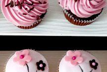 Cupcakes maravillosos/ Gorgeous cupcakes