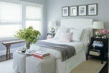 Guest rooms decor