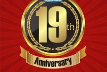 Salvation MInistries - 19th Year Anniversary / Happy 19th Year Anniversary to Salvation Ministries - Home Of Success