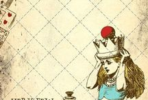 Alice in the Wonderland❤❤❤