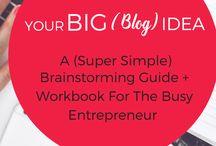 DianaFrustaci.com - Content Strategy + Brand Storytelling / Create your next big idea with Diana Frustaci!