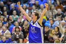 Irish Women's Basketball