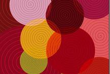 Quilt: In Circles  / by Liz Geisert Kirk